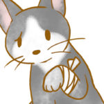 【フリー素材】怪我をした猫